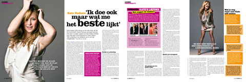 Interview Kate Hudson, mei 2008