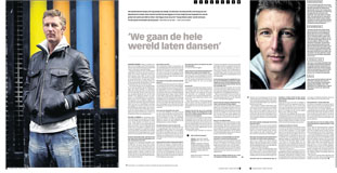 Groot interview Dennis Karpes 6 mei 2008
