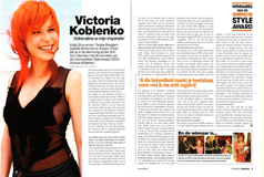 Interview Victoria Koblenko